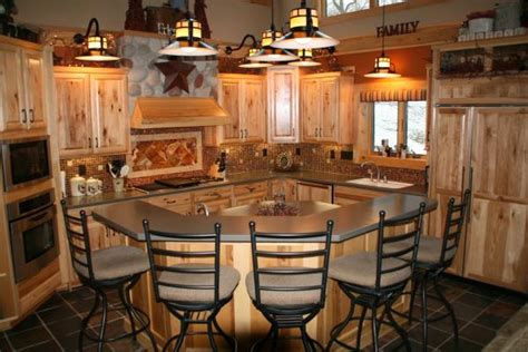 Rustic Cabin Kitchen Ideas construction professionals llc custom home builders in