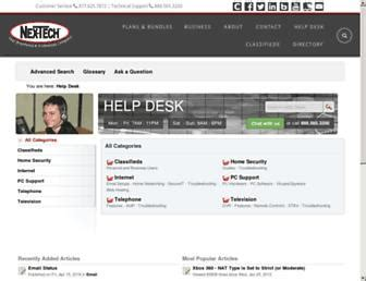 mac pppoe screenshots websites helpdesk nex tech
