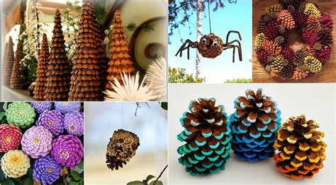 pine cone crafts ideas 15 beautiful pine cone crafts to make stunning home decor