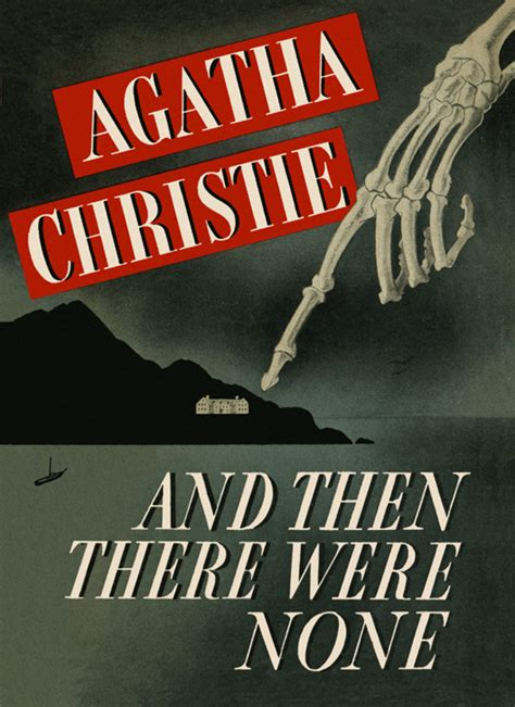 and then there were and then there were none by agatha christie agatha christie