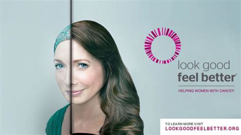 look feel better our charity partner