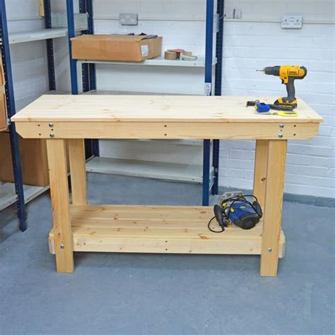 heavy duty wooden workbenches  sale sturdy strong