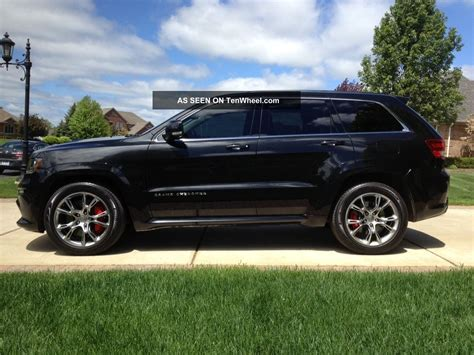 jeep srt 2012 2012 jeep grand cherokee srt 8