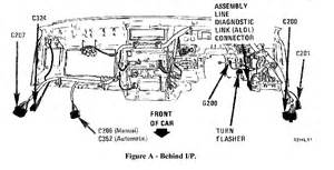 where is the turn signal flasher on 2001 silverado autos