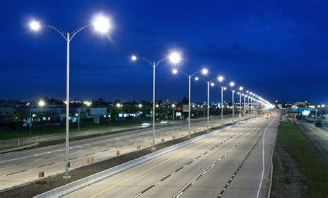 city of fort worth street lights pilot project testing energy savings from led street