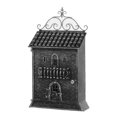 muro a cassetta cassetta per lettere in ferro battuto galbusera offerta