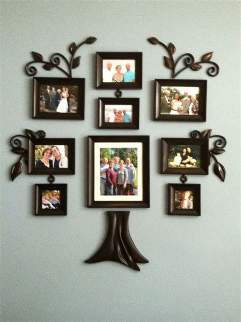 bed bath and beyond family tree wallverbs family tree picture frames family tree frame