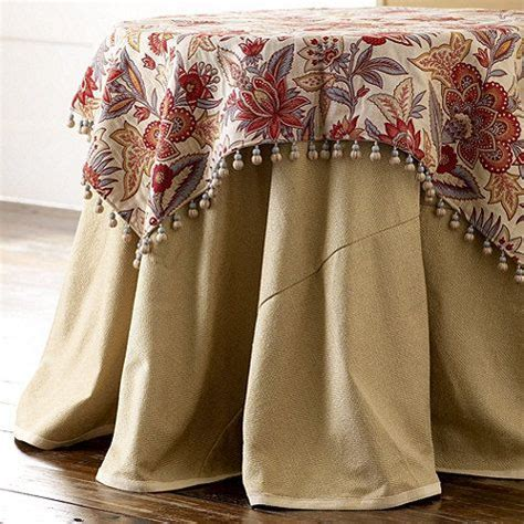 round accent table tablecloth herringbone round tablecloth home ideas pinterest