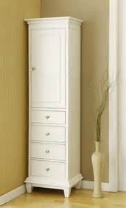 corner linen cabinet for bathroom corner linen cabinet for space saving bathroom idea