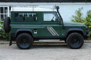 land rover defender 90 county expedition