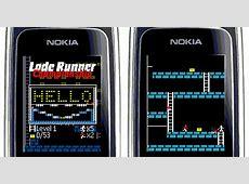 Lode Runner (J2ME Game) › J2ME › PDRoms - Homebrew 4 you J2me Games