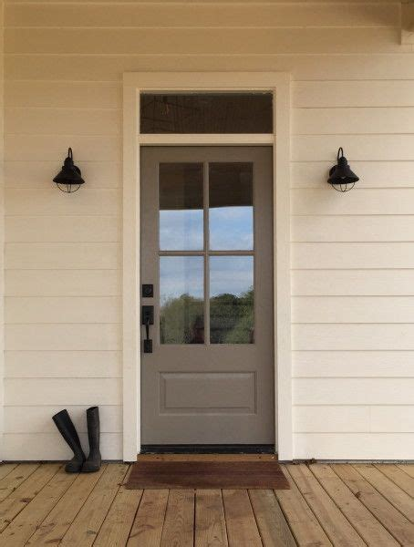 Back Exterior Doors Best 25 Back Doors Ideas On Pinterest Grey Door Runners Farmhouse Door And Side Door