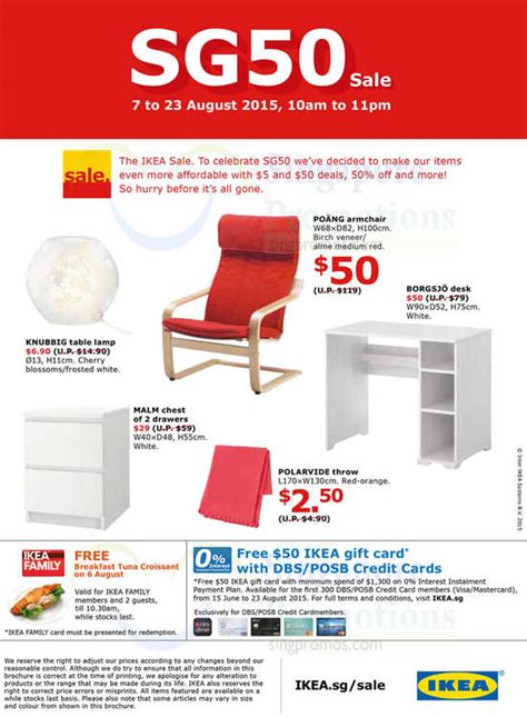 when does ikea have sales ikea mega sale featuring 50 50 off 50 cent offers 6