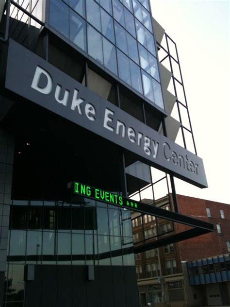 duke energy convention center cincinnati