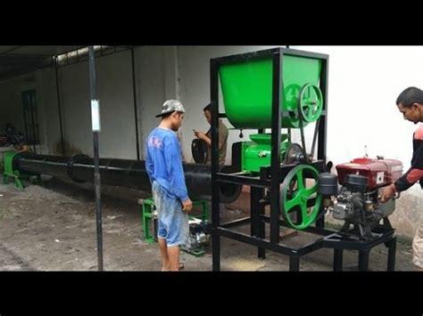 Mixer Dan Oven Oxone mesin pencetak pelet paket kombinasi mixer dan oven rotary dryer pakan ternak ikan ayam bebek