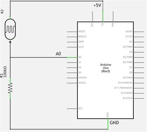 ldr resistor values tweaking4all arduino with a light sensitive resistor ldr