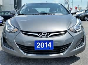 2014 hyundai elantra gl brantford ontario used car for