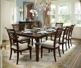 biltmore louis dining rectangular dining room set by fine