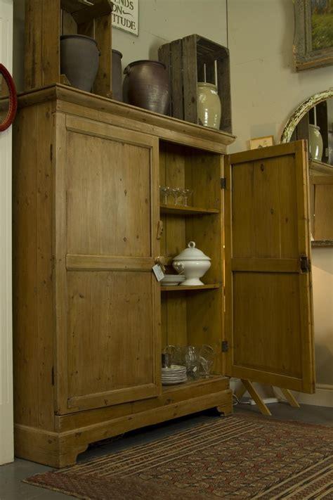 Antique Larder Cupboard - antique pine larder cupboard in furniture