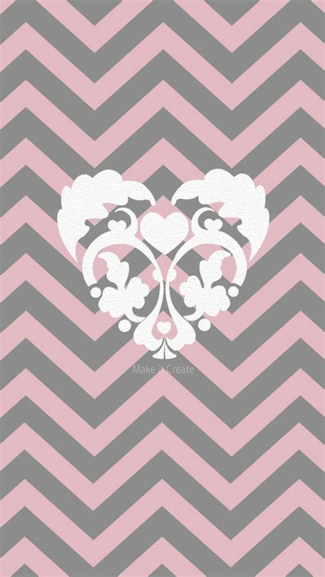 wallpaper girly chevron 1000 images about iphone wallpaper backgrounds on