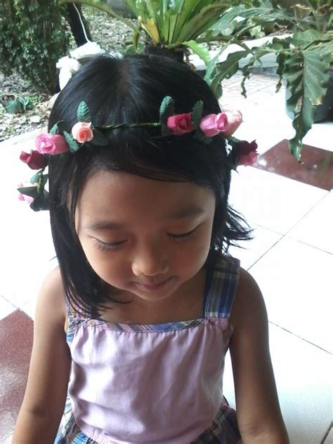 Diskon Flower Crown Mahkota Bunga flower crown mahkota bunga untuk foto atau bayi