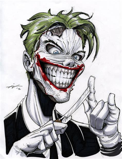 imagenes de joker new 52 clown prince by ian navarro on deviantart