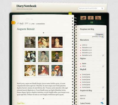 templates blogger personalizados templates personalizado para blogger hist 243 rias e pensamentos