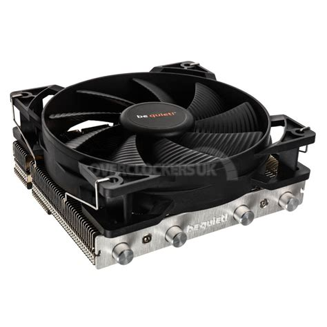 Cpu Cooler Be Rock And Effective Cooling be shadow rock lp low profile cpu cooler 120mm ebay