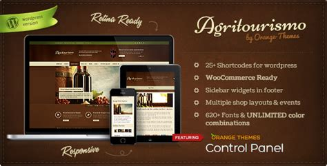 themes compatible with woocommerce download agritourismo responsive woocommerce theme