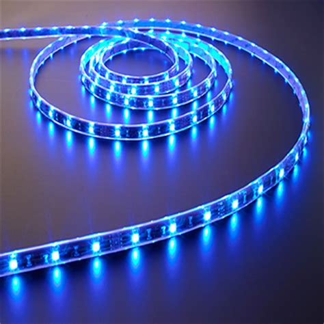 car bike led cuttable light 240 cm 12v blue bw96