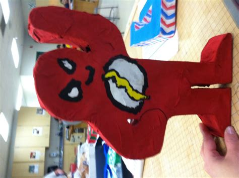 How To Make Paper Mache Toys - paper mache figures mrs winters class website