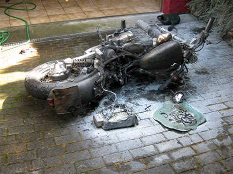 Motorrad Garage Schieben by Freiwillige Feuerwehr Hechingen