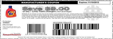 printable tide coupons november 2017 tide detergent coupons printable 2016 4