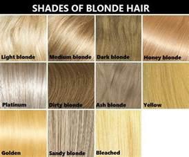 shades of hair shades of blonde hair medium hair styles ideas 26562