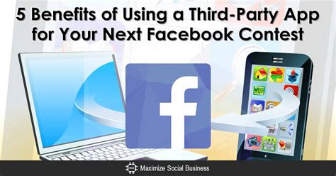 Facebook Giveaway App - 5 benefits of using a third party app for your next facebook contest