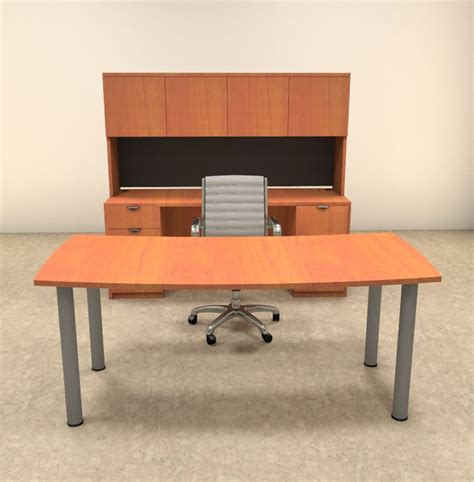 Meja Executive executive desk set bestar udesk with hutch chocolate set meja direktur jati minimalis