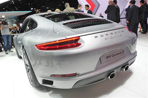 electric porsche porsche rules out electric 911 for at least 10 years