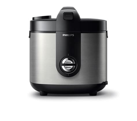 Rice Cooker 2l Philips Hd3128 Viva Collection Jar Rice Cooker Hd3128 60 Philips