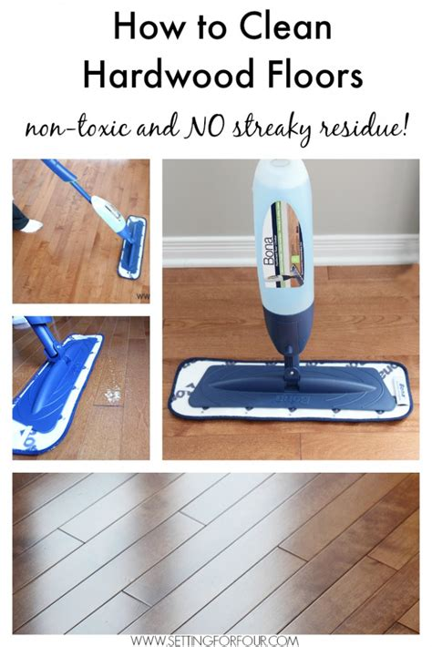 floor care tips   spring cleaning printable setting