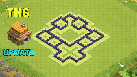 coc th6 best defence base th6 trophy base www pixshark com images galleries with