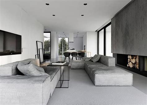 grey house interior thedesignwalker r house interior design pabianice tamizo architects grey