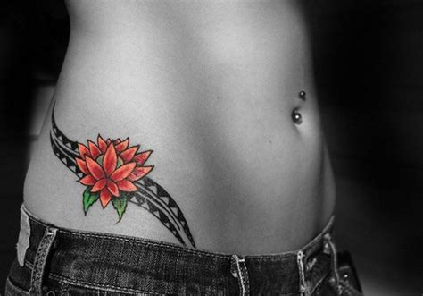 tattoo for girl on hip 35 impressive hip tattoos for girls creativefan
