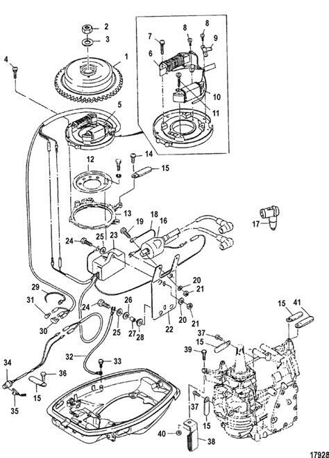 Mariner 30 HP (2 Cylinder) (2-Stroke) (International