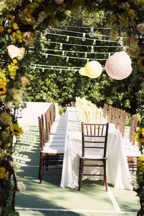 backyard wedding venues cheap wedding venues romantic decoration