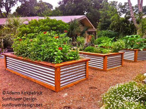 Raised Bed Garden Designs by Raised Beds