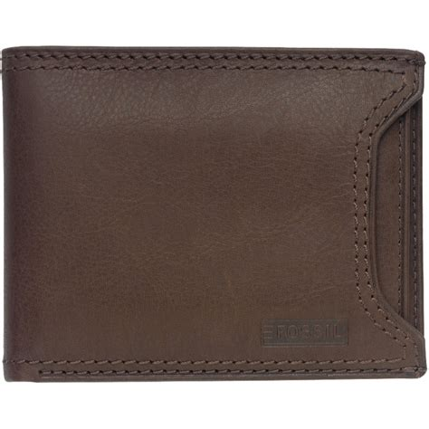 Fossil Wallet fossil fossil leather wallet ml7774 200 accessories