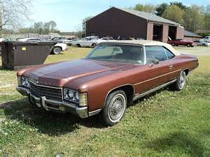 1971 chevrolet impala convertible for sale creston ohio