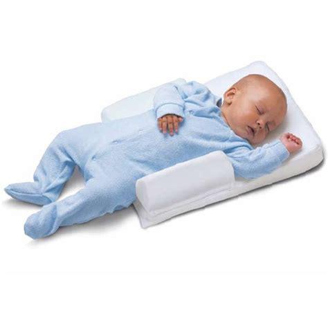 cuscino ciambella neonato delta baby supreme sleep support pillow supine position ebay