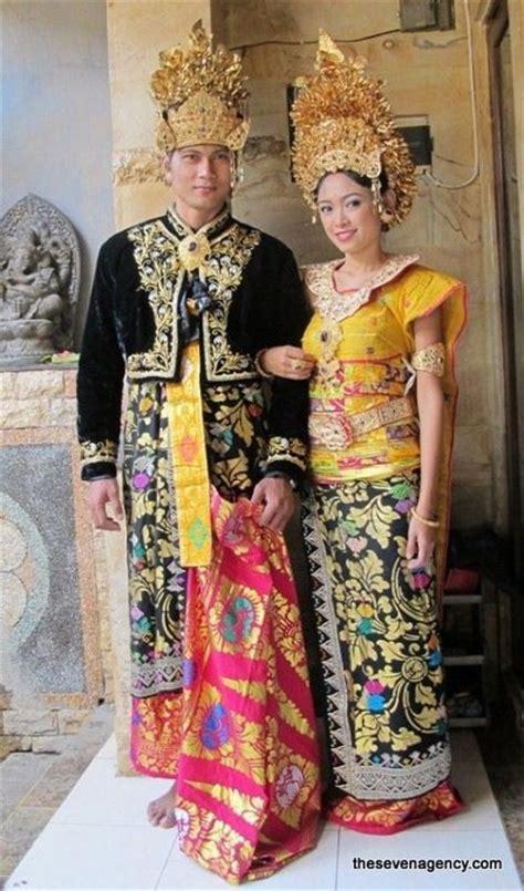 Baju Nikah Adat Bali baju pengantin adat bali muslim busana adat bali makna pakaian ada ke pura pakaian adat baju