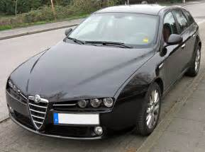 Alfa Romeo Sportswagon Alfa Romeo Sportwagon Photos Informations Articles